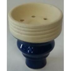 Чаша внешняя с внешней резьбой синяя MYA 759200