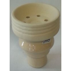 Чаша внешняя с внешней резьбой белая MYA 759200
