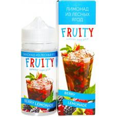Жидкость Fruity 100 мл Лимонад Лесные Ягоды 0 мг