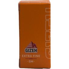 Бумага сигаретная GIZEH Extra Fine Roll Slim 5 метров