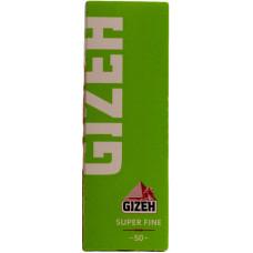 Бумага сигаретная GIZEH Super Fine Cut Corners (скошенный угол) 50 листов