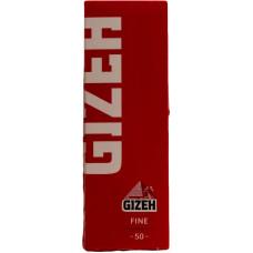 Бумага сигаретная GIZEH Fine Красная 50 листов