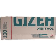Гильзы сигаретные GIZEH Menthol с фильтром 100 шт