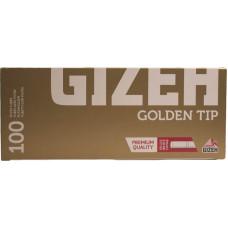 Гильзы сигаретные GIZEH Golden с фильтром 100 шт