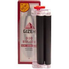 Машинка закруточная GIZEH DUO Roller Slim/Extra Slim Пластик (Сигаретная)