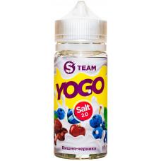 Жидкость S Team Salt 100 мл Yogo Вишня Черника 3 мг/мл
