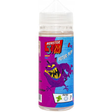 Жидкость Monster Jim 120 мл Peter Pupy 0 мг/мл