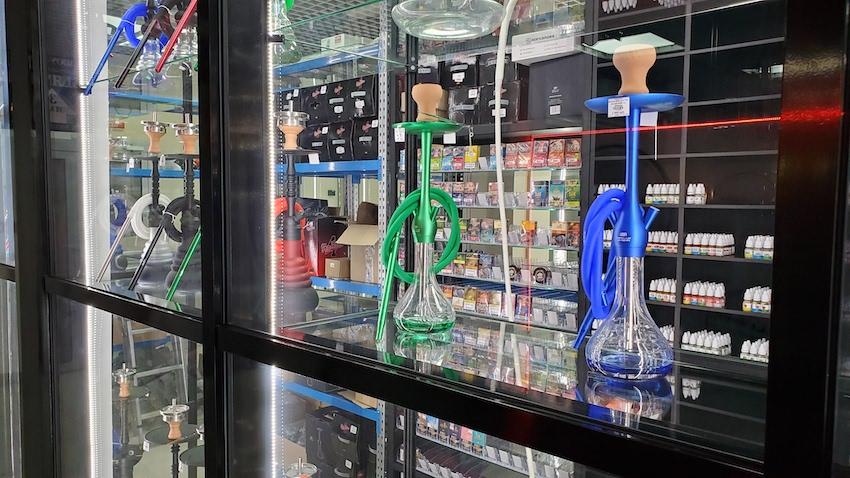 Магазин электронных одноразовых сигарет в москве неспециализированная оптовая торговля продуктами питания напитками и табачными изделиями